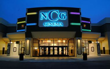 Advertise at NCG Cinema