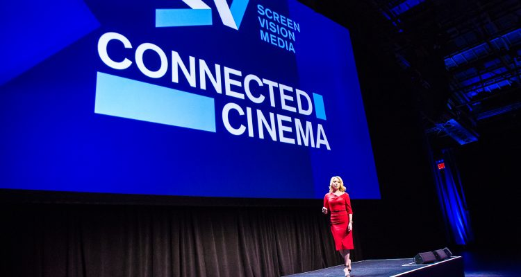 "SCREENVISION MEDIA UNVEILS ""CONNECTED CINEMA"" EXPERIENCE TO ELEVATE THE IMPACT OF BRAND STORYTELLING AT UPFRONT EVENT"