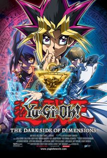 Advertise in Yu-Gi-Oh! THE DARK SIDE OF DIMENSIONS