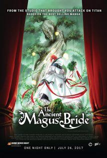 Advertise in The Ancient Magus' Bride