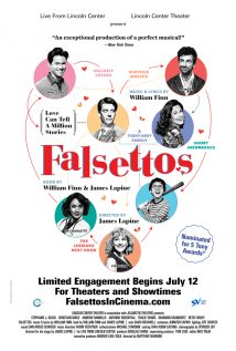 Advertise in FALSETTOS