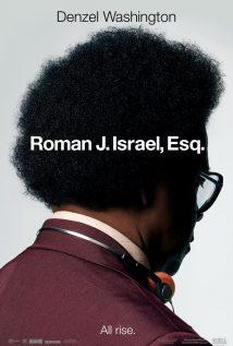 Advertise in Roman J. Israel, Esq.