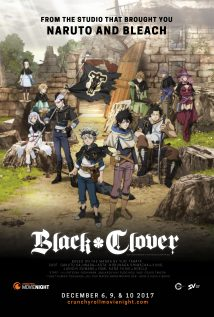 Advertise in Black Clover