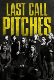 Advertise in Pitch Perfect 3