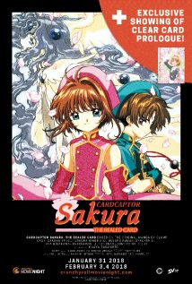 Advertise in Cardcaptor Sakura:  The Sealed Card