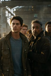 Advertise in Maze Runner: The Death Cure