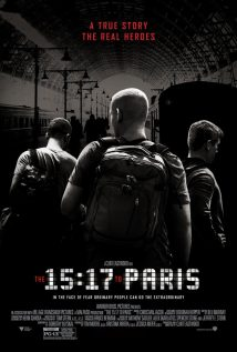 Advertise in The 15:17 to Paris