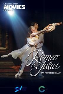 Advertise in Lincoln Center's Romeo & Juliet (San Francisco Ballet)