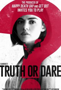Advertise in Blumhouse's Truth or Dare