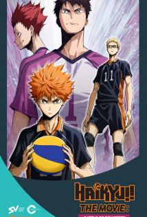 Advertise in Haikyu!!