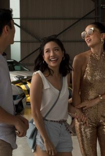 Advertise in Crazy Rich Asians