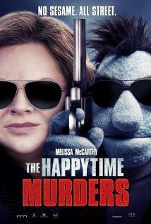 Advertise in The Happytime Murders