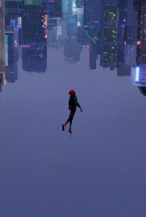 Advertise in Spider-Man: Into the Spider-Verse