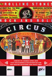 Advertise in The Rolling Stones Rock and Roll Circus