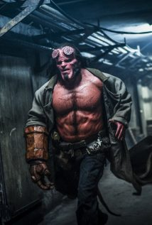 Advertise in Hellboy: The IMAX 2D Experience