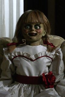 Advertise in Annabelle Comes Home