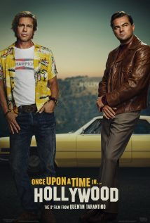 Advertise in Once Upon a Time in… Hollywood