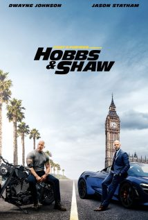 Advertise in Fast & Furious Presents: Hobbs & Shaw — The IMAX 2D Experience