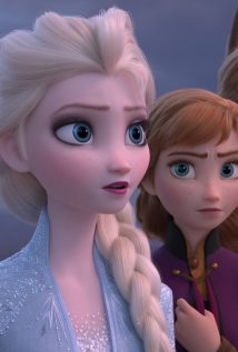 Advertise in Frozen II: The IMAX 2D Experience